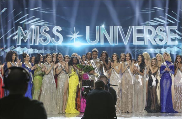 Mouawad and the Miss Universe Organization Unveil the Miss Universe Power of Unity Crown, Crafted by Mouwad