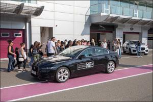 Alfardan Premier Motors Takes Part in the �ladies Test Drive Open Day' at Losail International Circu ...