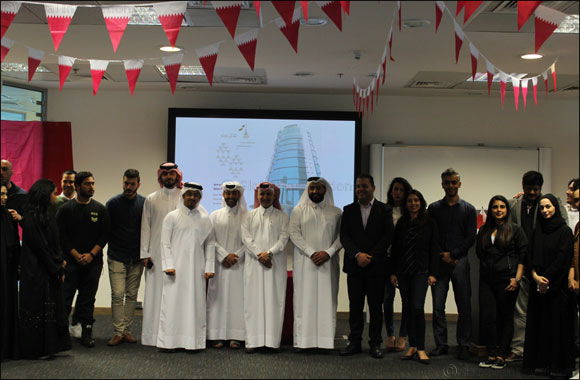 Qatar Finance and Business Academy in Collaboration with Northumbria University Celebrates Qatar National Day