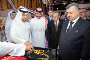 Qatar Insurance Company sponsors Katara International Exhibition for Kahraman
