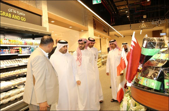 Al Meera announces the official opening of a new branch in Rawdat Al Hamama