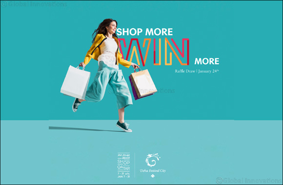 Doha Festival City the One and Only Destination for Shopping during Shop Qatar