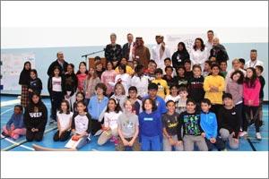 ACS Doha International School celebrates its Young Sustainability Awards