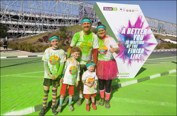The Color Run Presented by Sahtak Awalan: Your Health First Finishes its 6th Edition with a  SOLD OUT Event!