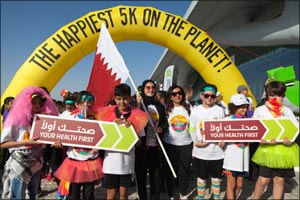 The Color Run Presented by Sahtak Awalan: Your Health First Finishes its 6th Edition with a  SOLD OU ...