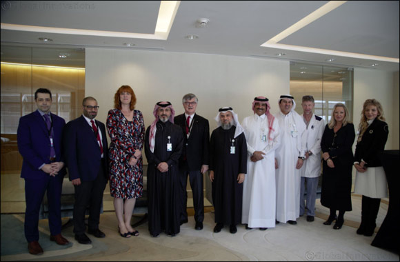 Sidra Medicine Signs Agreement with Royal College International from Canada