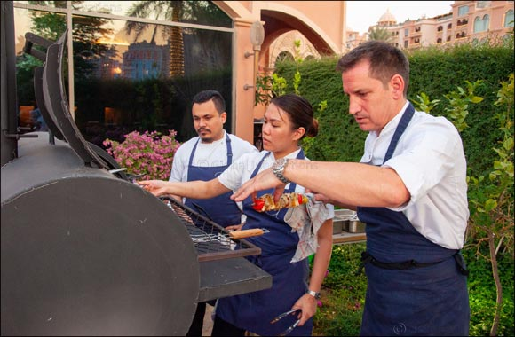 Pearl Social Launches New Winter Bbq Nights on the Terrace