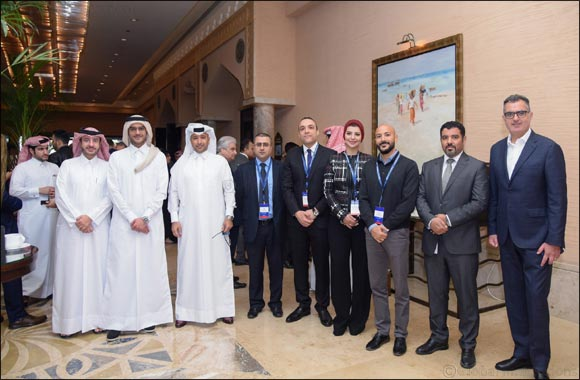Al Khaliji Bank Participate in Sponsor of Compliance and Combating Financial Crime Conference