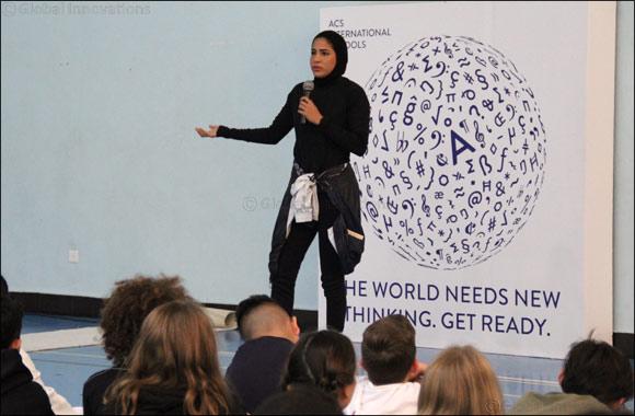 ACS Doha International School Celebrates Qatar National Sports Day in Presence of Qatari Inspiring Athlete Mariam Farid