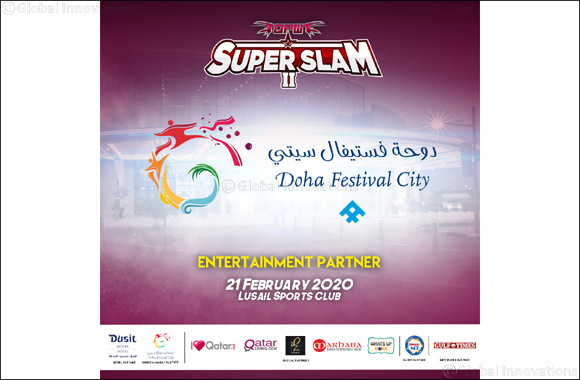 Pro-wrestling Fans Are Invited to Meet Their Favourite Superstars at Doha Festival City