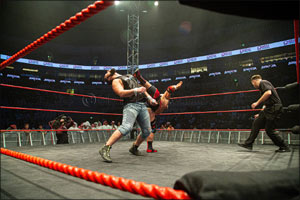 Alofa Announced World Champion of SuperSlam II