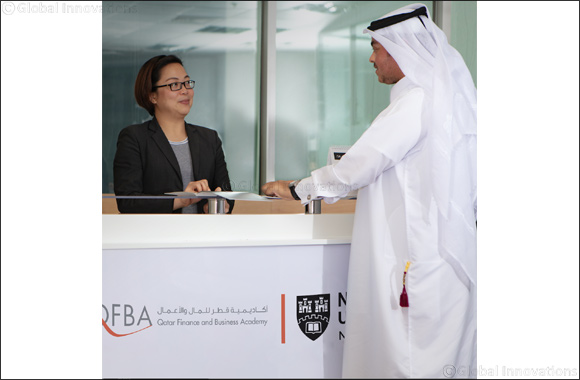 Qatar Finance and Business Academy  in Collaboration With Northumbria University Announces New Undergraduate Top Up Degree Program in Accounting and Finance.