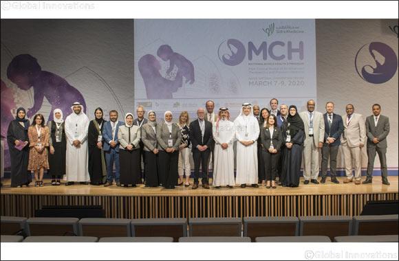 Sidra Medicine Hosts Maternal and Child Health Symposium Opening Day