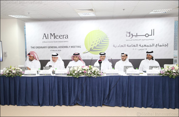 Al Meera Consumer Goods Company (Q.P.S.C.) holds its Annual Ordinary General Assembly Meeting for the Year 2019
