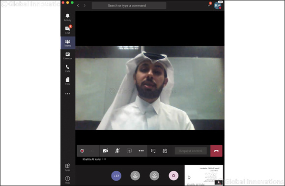 Qatar Finance and Business Academy in Partnership With Northumbria University Hosts Interactive Webinar to Guide Students' Academic Careers