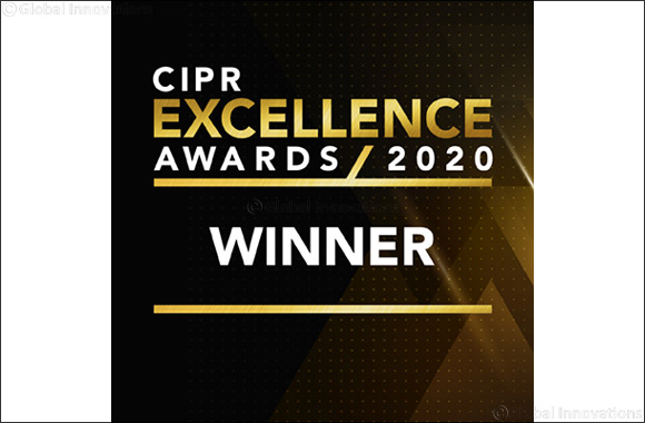 Grey Doha Bags 'Best Low Budget Campaign' at CIPR Excellence Awards 2020