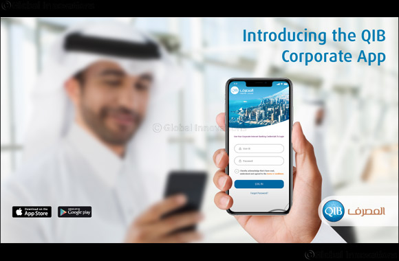 QIB Launches New Mobile App for Corporate Customers