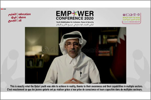 "Education Above All Foundation Launches Its Youth Conference EMPOWER 2020 Under the Theme ""Yout ..."
