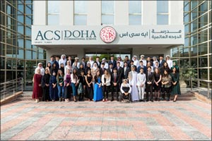 ACS International School Doha Students Secure Global University Places