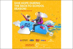 Doha Festival City Collaborates with Education Above All Foundation for its Inspirational Protecting ...