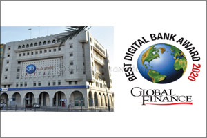 QIB Receives 2 Prestigious Awards for the Middle East World's Best Consumer Digital Banks Awards