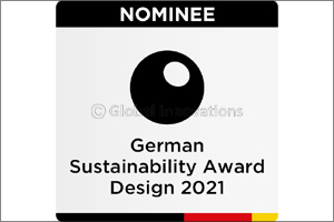 Sustainable Consumption at the Touch of a Button: GROHE Blue Water System Nominated for the German S ...