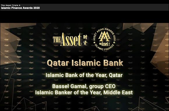 QIB GCEO Named 'Middle East's Islamic Banker of The Year' and The Bank Recognised 'Islamic Bank of The Year' at The Asset Triple A Islamic Finance Awards