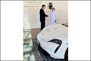 Park Hyatt and Porsche to Collaborate in Doha