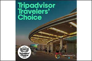 Doha Festival City Wins 2020 Tripadvisor Travelers' Choice Award in Recognition of being amongst the ...