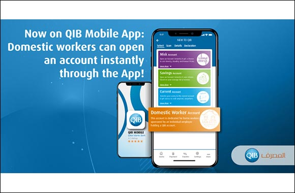 QIB Launches New Domestic Workers Digital Account