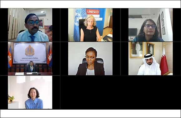 Education Above All Foundation Holds Two UNGA 75 High-Level Virtual Side Sessions