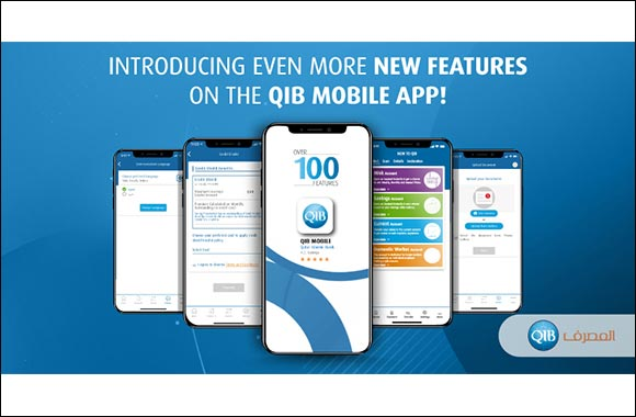 QIB Empowers Customers to Update their Personal Information Straight Through The Mobile App
