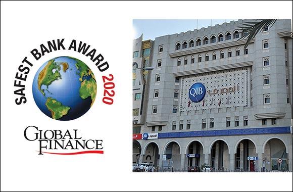 Global Finance Ranks QIB in Its Top 10 Safest Banks in the Middle East