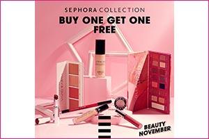 6 Reasons to Shop Sephora Beauty November