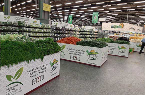 Al Meera Launches 'Local Fruits and Vegetables' Initiative Across Branches