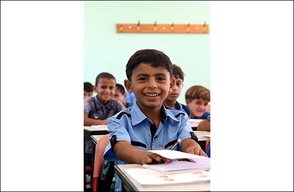 Qatar Fund For Development signs Memorandum of Understanding with Palestine's Ministry of Education in support of Education Above All project to aid Palestinian