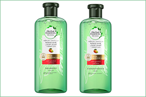Herbal Essences Taps into Nature's most Powerful Ingredients with the new Potent Aloe Vera Haircare  ...