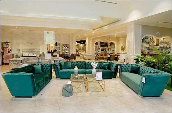 PAN Emirates Furniture opens its second store in Qatar  at Doha Festival City Mall
