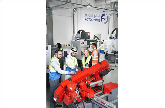 QDB Launches Factory One to Drive Local Manufacturing Capabilities