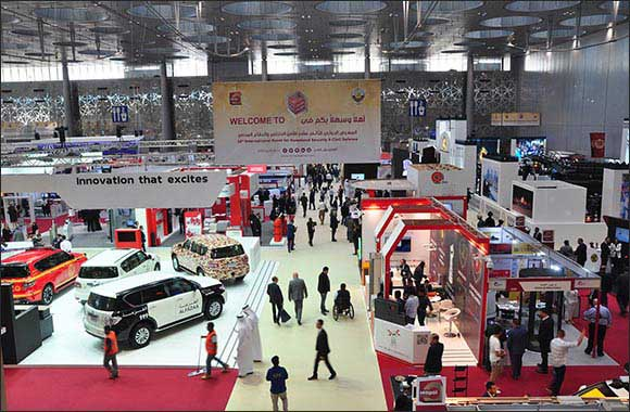 Milipol Qatar 2021 Attracts Multi-National Exhibitors Line Up