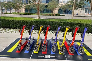 FENIX Launches First E-Scooter Private Subscription Service in Qatar