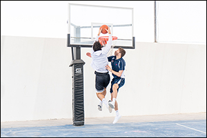 ACS Doha Nets BE Basketball Partnership and Scores with Qatar National Team