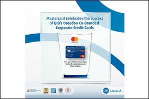 Mastercard Recognizes QIB's Ooredoo Co-Branded Corporate Credit Cards