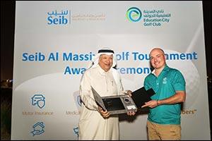 Seib Insurance & Reinsurance Announces Winners for the Massiya Golf Tournament