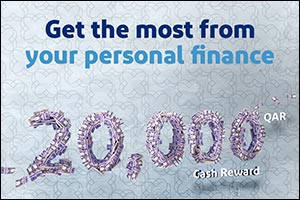 Dukhan Bank Offers QAR 20,000 Cash Reward on Personal Finance Applications