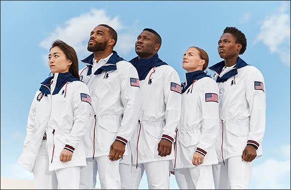 Ralph Lauren Debuts Team USA's Closing Ceremony Parade Uniform and Apparel Collection, Featuring First-to-Market Innovations in Sustainability