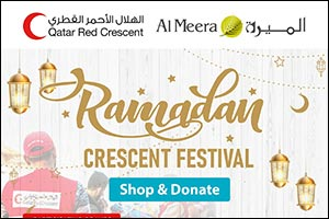 Al Meera and QRCS Organise the Ramadan Crescent Festival to Raise Donations for Families in Need