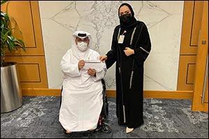 Al Khaliji Donates to Qatar Society for Rehabilitation of Special Needs