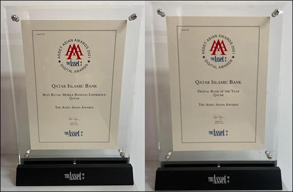 QIB Named Qatar's 'Digital Bank of The Year' and Awarded 'Best Retail Mobile Banking Experience' by The Asset Magazine