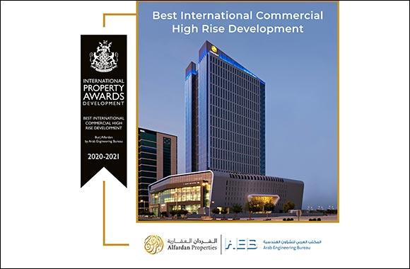 Burj Alfardan Wins 'Best International Commercial High-Rise Development'